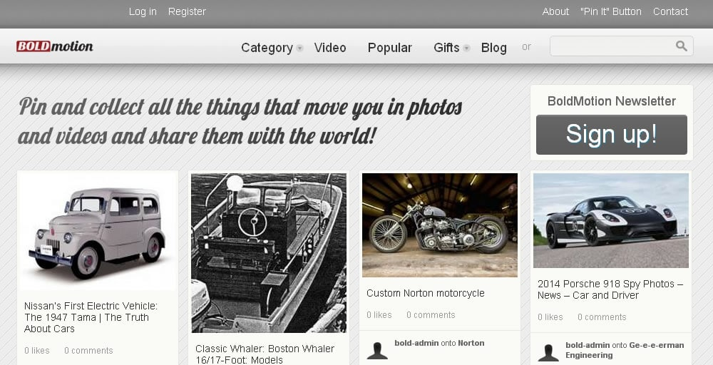 boldmotion-frontpage-screen-shot